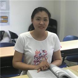 软考培训课程顾问郁丽芳