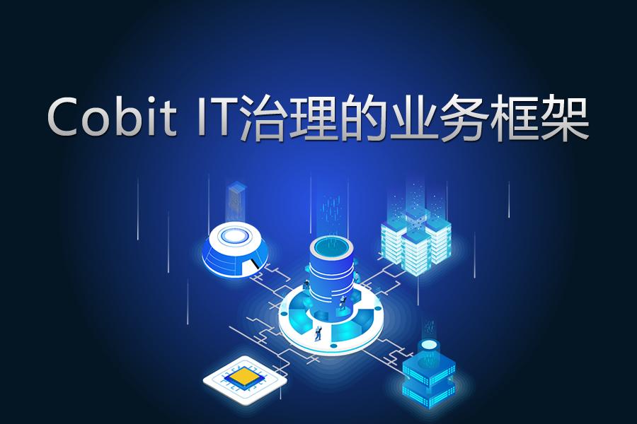 COBIT IT治理的业务框架