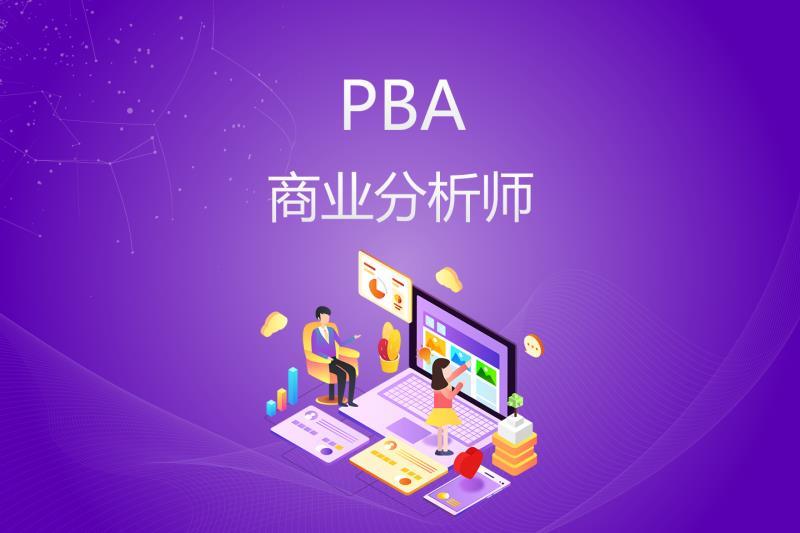 PMI-PBA?商业分析师