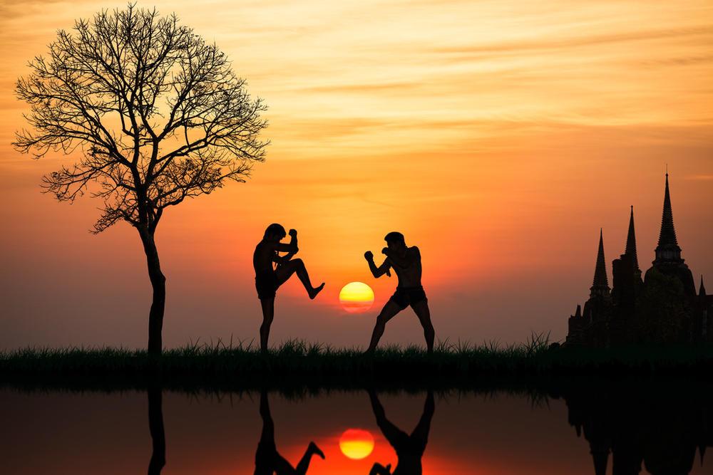 2021年3月13日PDU活动之泰拳-交大慧谷PMP培训