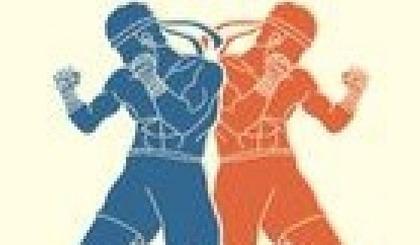 2021年3月20日PDU活动之泰拳-交大慧谷PMP培训